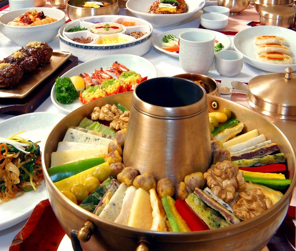 Fr cor e pratique la cuisine cor enne une cuisine for Cuisine coreenne